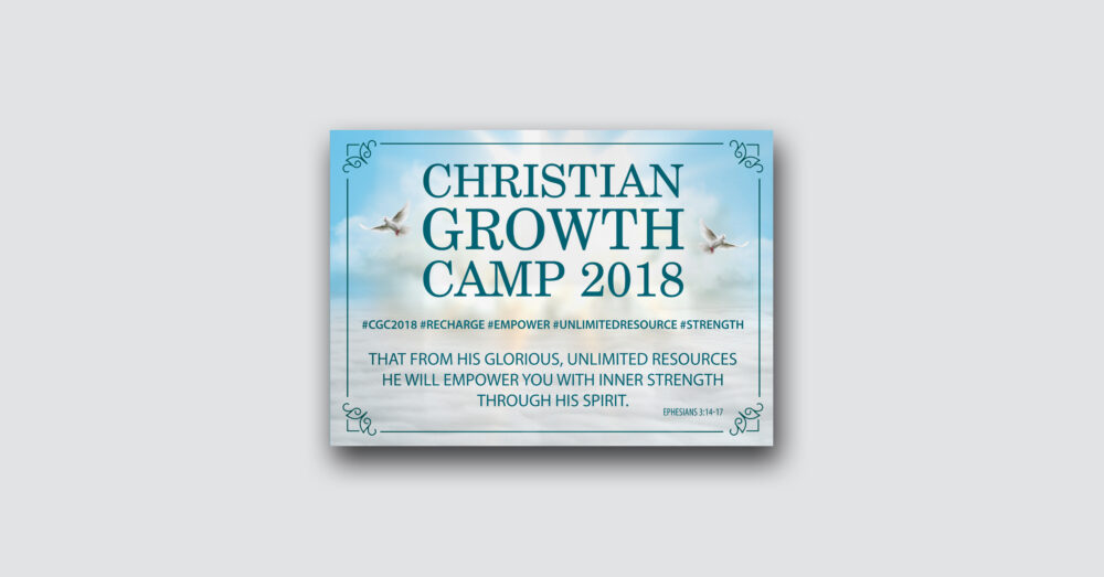 Christian Growth Camp
