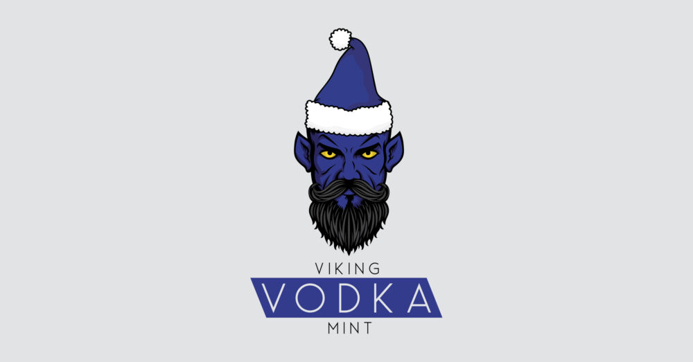 Viking Vodka Mint
