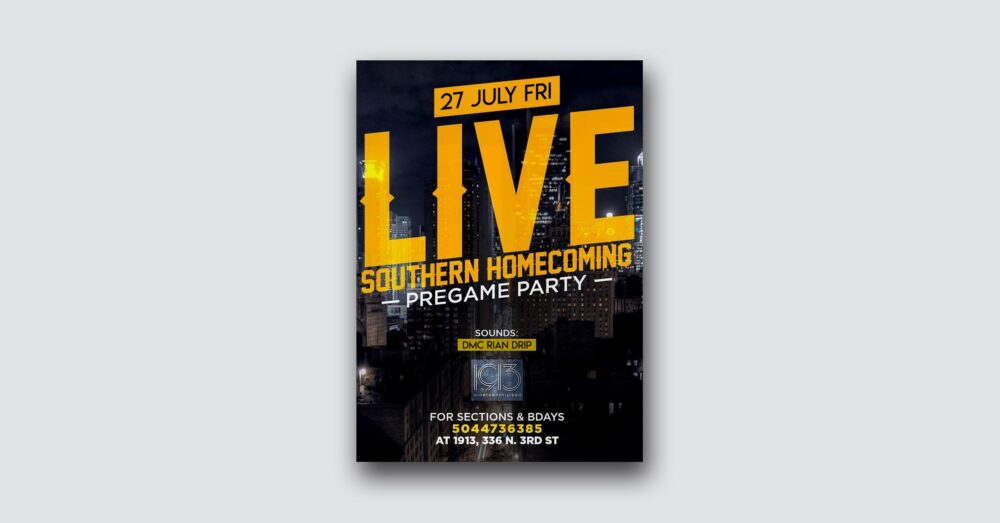 Southern Homecoming