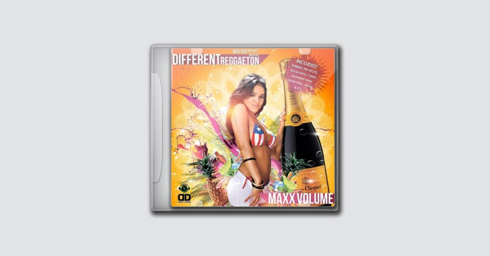Maxx Volume – Different Reggaeton