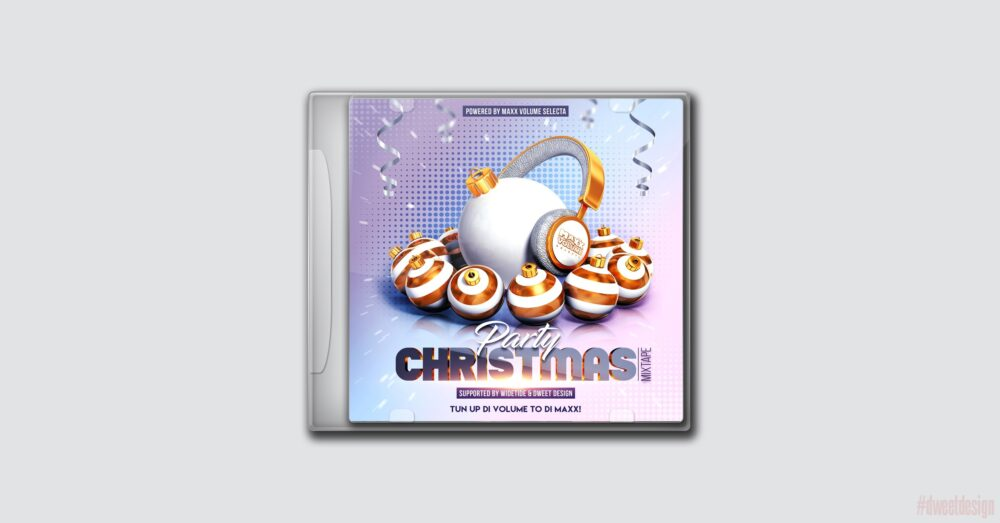 Maxx Volume – Party Christmas Mixtape